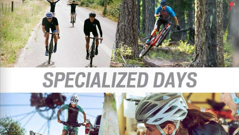 Specialized Days